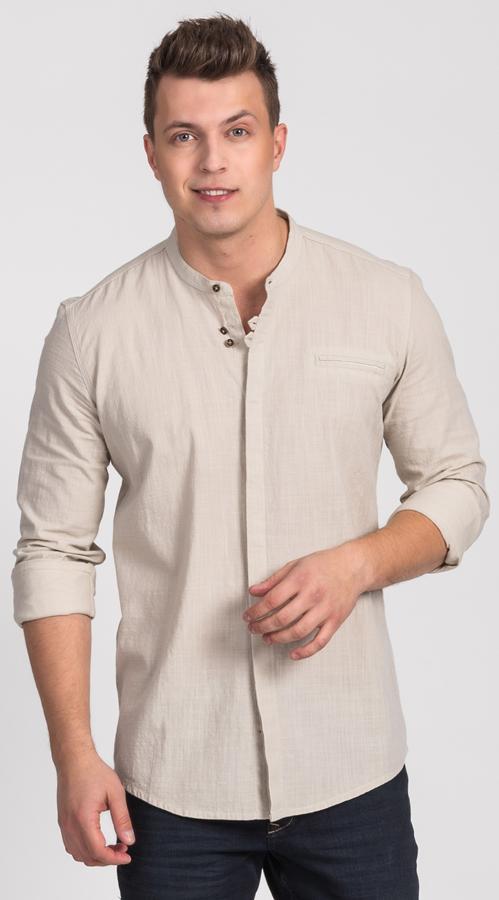 Koszule męskie ze stójką