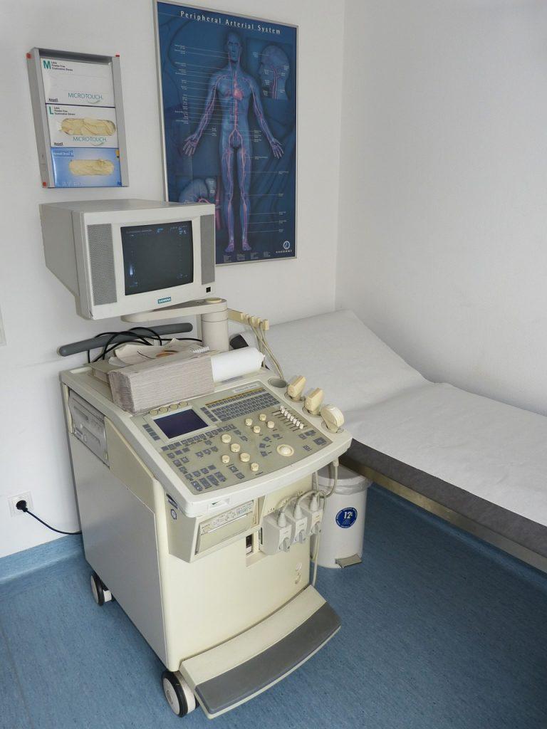 Gdzie po raz ostatni mieliście badanie ultrasonografem?
